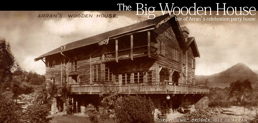 History of the Big Wooden House